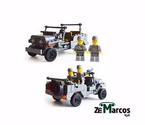 Peças Para Montar, Lego Jeep Willys!
