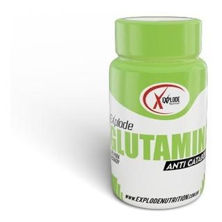 Glutamina 240cps. 100% Pura Recovery | Anti Catabolic