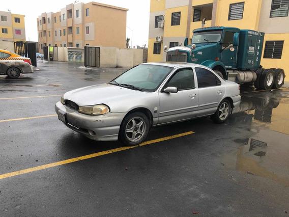 Ford Contour Svt V6 5vel Ee Piel Mt 1998