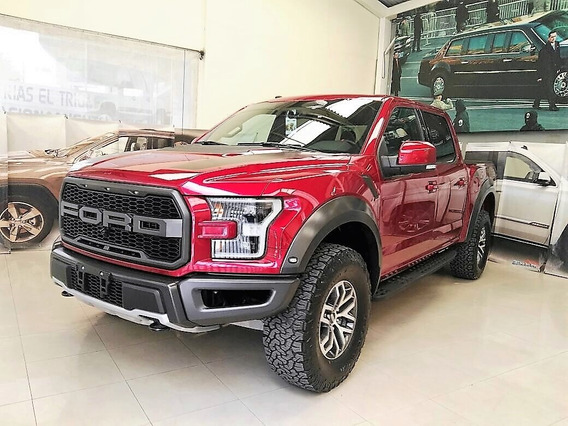 Ford Lobo Raptor Svt 4x4 Blindada Yasser Armor 3 2020