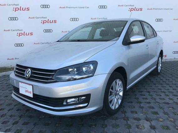 Volkswagen Vento 2017 4p Highline L4/1.6 Man