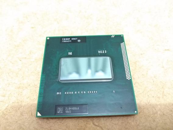 Processador Core I7 2630 Notebook