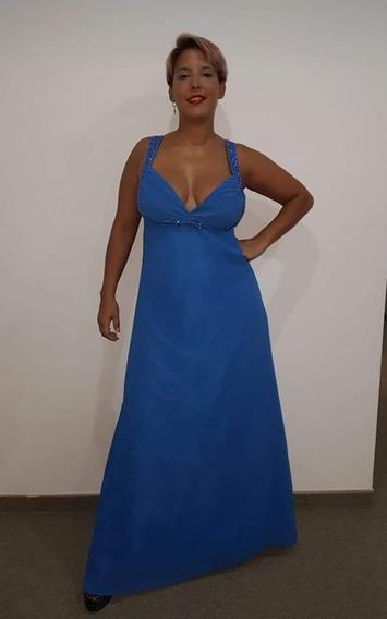 Vestido De Fiesta Amplio