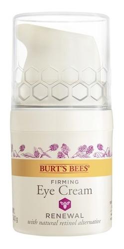 Crema Burt's Bees Para Contorno De Ojos Renewal 14,1 Gr