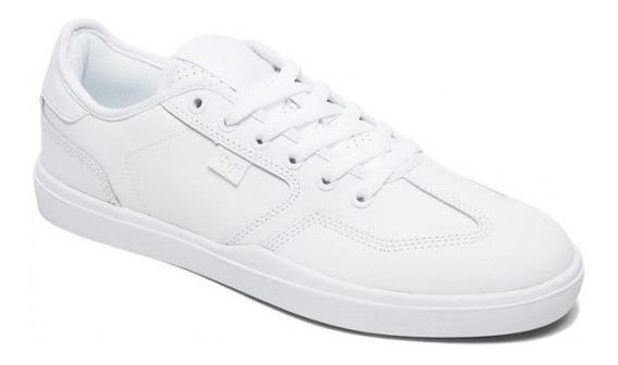 Zapatillas Dc Shoes Vestrey (ww0) Blancas