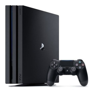 Console Playstation 4 Pro 1tb 4k Sony