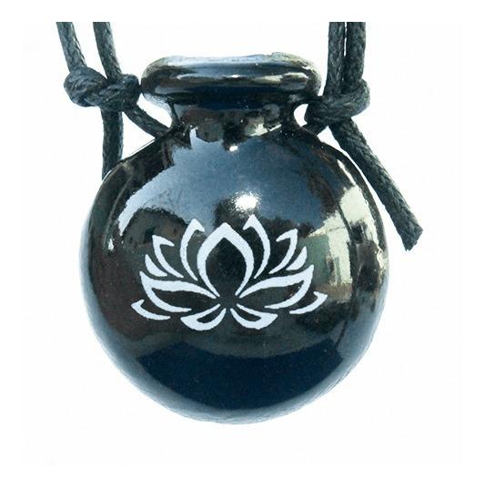 Colar Difusor De Aromas Pessoal De Cerâmica Aromaterapia