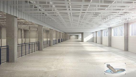 Galpão/pavilhão Para Alugar No Bairro Rodovia D Pedro I Em - Ga628-2