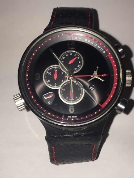 Reloj Jordan Xx3, Cronografo, Colección, Extremadamente Raro