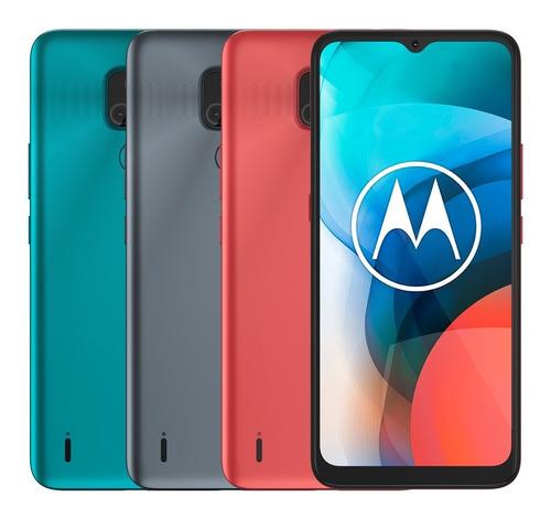 Celular Motorola E7 2gb 32gb 6.5 Lcd Garantia Oficial Pc