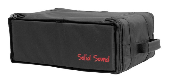 Semi-case Solid Sound Rack 4u