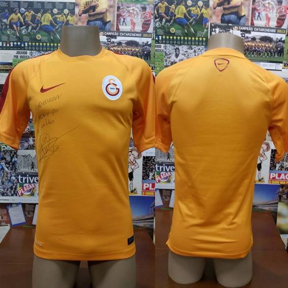 Camisa Galatasaray - Nike - P - Treino - Alex Telles