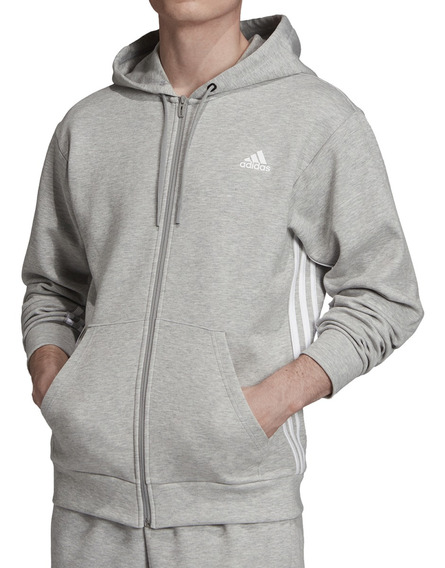 Campera adidas Training Must Haves Hombre Grm/bl