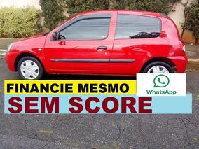 Renault Clio Flex Finsnciamento Sem Score
