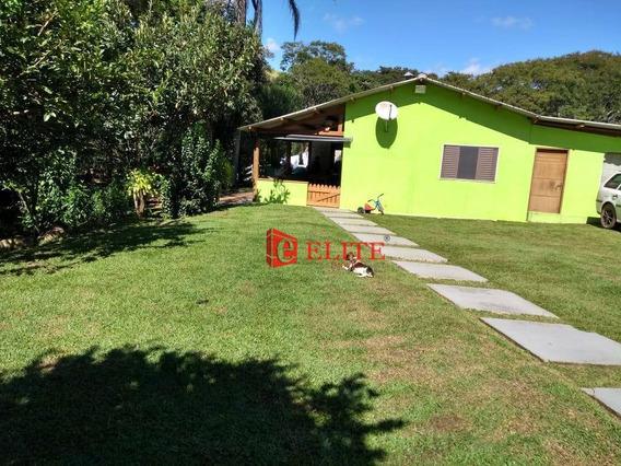 Chácara Com 3 Dormitórios À Venda, 36 M² Por R$ 700.000 - Cruz - Lorena/sp - Ch0037
