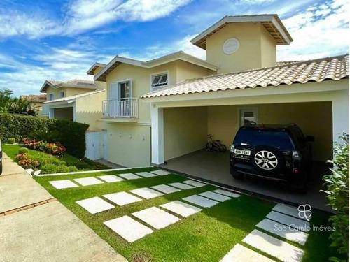 Casa Com 4 Dormitórios À Venda, 250 M² Por R$ 1.630.000 - Granja Viana - Cotia/sp - Ca2108