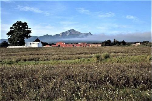 Terrenos En Venta La Perennia, San Miguel Baez, Huamantla Tlaxcala