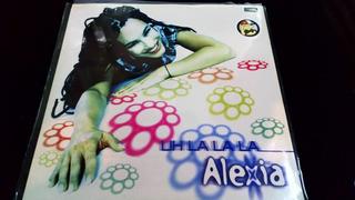 Alexia Uh La La La Vinilo Maxi Italiano 1997 Excelente