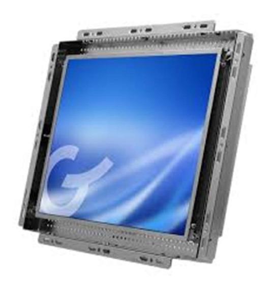 Monitor Lcd 15 Polegadas Open Frame