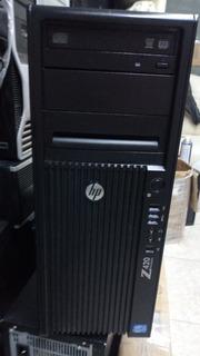 Hp Z420, 64 En Ram Ecc, 7.5 Tb, Video 3 Gb, Six Core