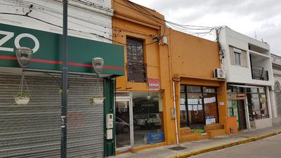 Vendo Salón Comercial San Carlos, Con Patio Y Gran Depósito