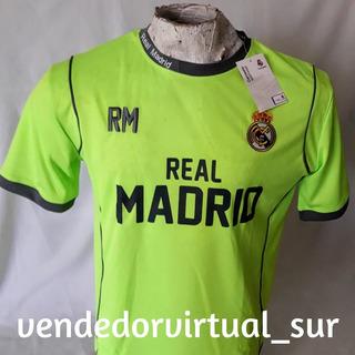 Camiseta Del Real Madrid En Talle M