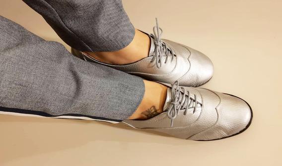 Zapatos Acordonados Shanti