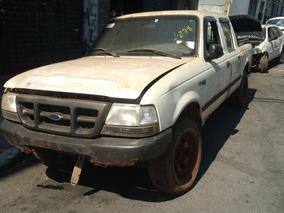 Ford Ranger 2.5 Cab. Dupla 4x4 4p Diesel 2000