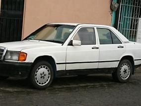 Mercedes-benz Clase E E190