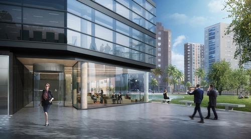Imagen 1 de 15 de Edificio Plaza Alemania - Únicas Oficina Aaa+ En Uruguay