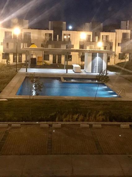 Casa En Renta A Estrenar!! Exclusivo Condominio Cerca Del Mirador 3 Recamaras