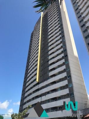 Venda De Apartamento No Verano Ponta Negra - 2 Quartos - Oportunidade - Andar Baixo - Ap00179 - 33728314