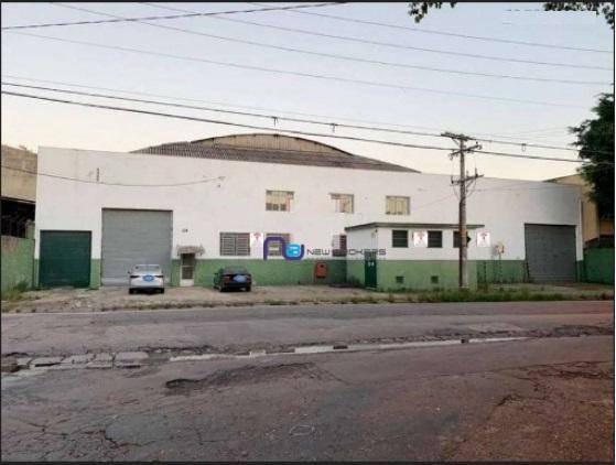 Galpão Para Alugar, 2500 M² Por R$ 25.000/mês - Parque Novo Mundo - São Paulo/sp - Ga0765
