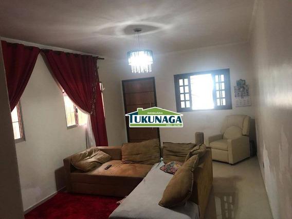Casa Residencial À Venda, Parque São Miguel, Guarulhos. - Ca0329