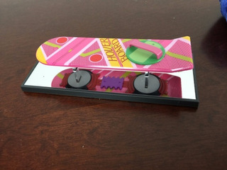 Back To The Future Hoverboard Replica Loot Crate Enviogratis