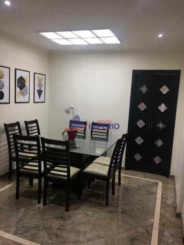 Apartamento Com 3 Dorms, Centro, Guarulhos - R$ 600 Mil, Cod: 6977 - V6977
