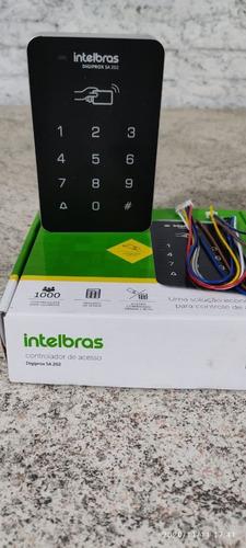 Controle De Acesso Intelbras Digiprox Sa202 Senha E Cartão