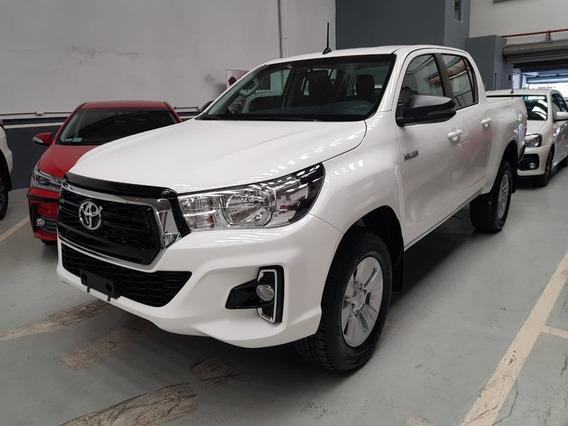Toyota Hilux 2.4 Cd Sr 150cv 4x2 0 Km My 20