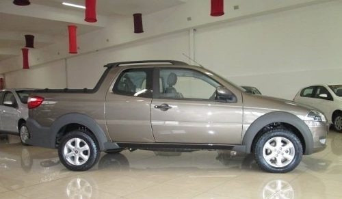 Fiat Strada 1.3 Trekking Multi Cd Retira Con Usado O Plan P-