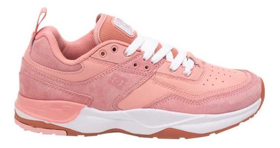 Tenis Casual Dc Shoes E.tribeka Se 5cr Para Dama