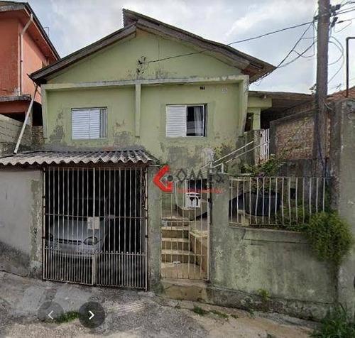 Imagem 1 de 2 de Terreno À Venda, 400 M² Por R$ 850.000,00 - Vila Euclides - São Bernardo Do Campo/sp - Te0281