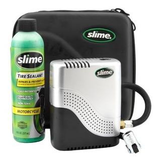 Slime Kit Compresor Power Sport+ Sellante+ Accesorios 50025