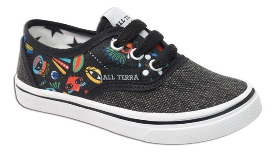 Zapatilla Urbana All Terra Art 550