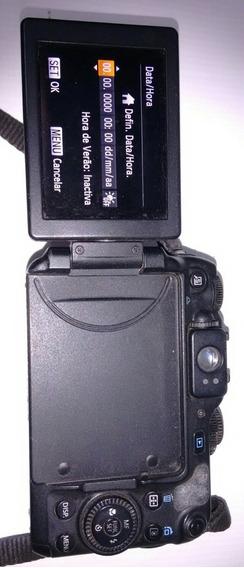 Canon G12 Bloco Com Defeito P Retirada De Pecas