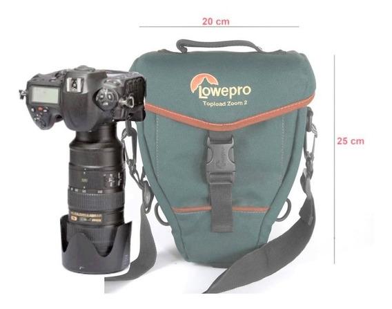Bolsa Profissional Para Câmeras Diversas