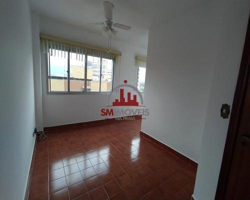 Apartamento 02 Dormitórios No Caiçara Praia Grande - Ap02657 - 69310096