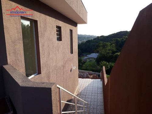 Imagem 1 de 15 de Casa À Venda, 104 M² Por R$ 535.000,00 - Usina - Atibaia/sp - Ca3817