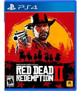 Red Dead Redemption 2 Ps4 Fisico - Gamewarrior