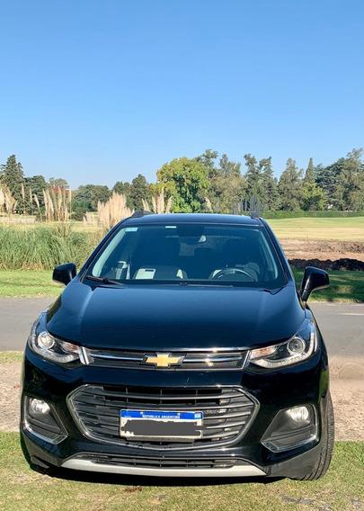 Chevrolet Tracker 1.8 Ltz 2018 Aut.