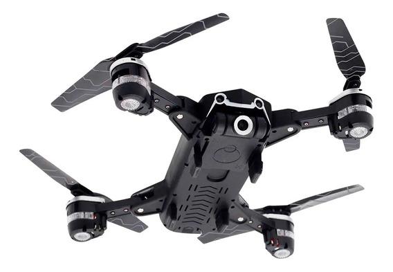 Drone Multilaser Eagle Câmera 1280p Preto Portátil Es256